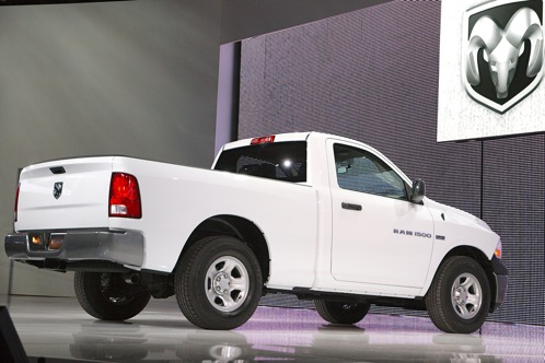 2012 Ram 1500 Tradesman and Heavy Duty - Chicago Auto Show featured image large thumb1