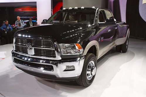 2012 Ram 1500 Tradesman and Heavy Duty - Chicago Auto Show featured image large thumb4