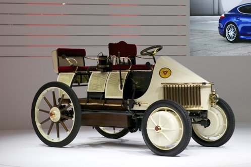 Porsche Semper Vivus - 111 Year-Old Hybrid is Reborn - Geneva Auto Show featured image large thumb0