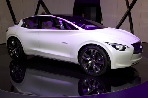 Infiniti Etherea Concept - Geneva Auto Show featured image large thumb0