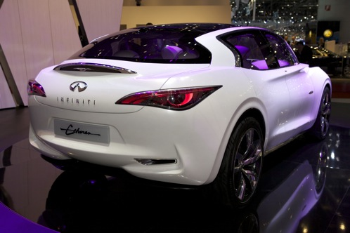 Infiniti Etherea Concept - Geneva Auto Show featured image large thumb2