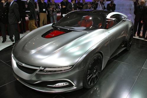 Saab PhoeniX Concept - Geneva Auto Show featured image large thumb0