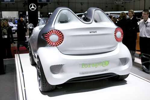 Smart forspeed Concept - Geneva Auto Show featured image large thumb1