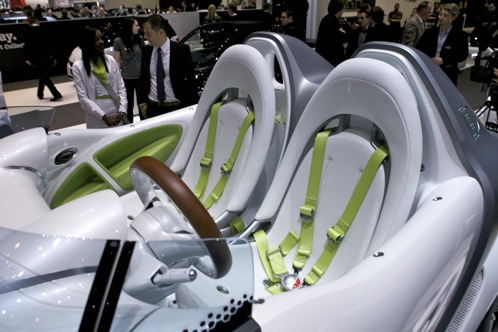 Smart forspeed Concept - Geneva Auto Show featured image large thumb2
