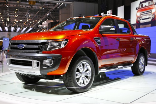 Ford Ranger Wildtrak - Geneva Auto Show featured image large thumb0