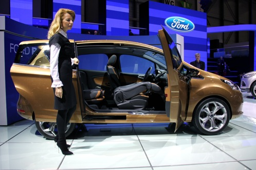 Ford B-Max - Geneva Auto Show featured image large thumb1