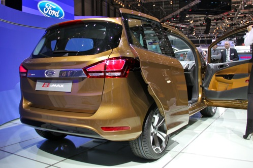 Ford B-Max - Geneva Auto Show featured image large thumb2