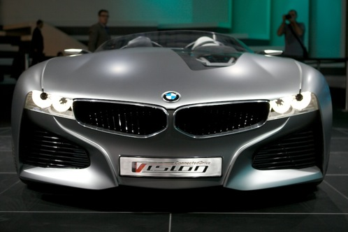 BMW Vision ConnectedDrive Concept Car - Geneva Auto Show featured image large thumb2