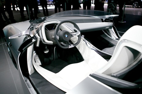 BMW Vision ConnectedDrive Concept Car - Geneva Auto Show featured image large thumb3