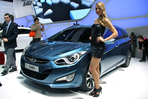 Hyundai i40 Wagon - Geneva Auto Show featured image large thumb0