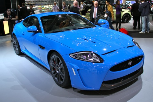 Jaguar XKR-S - Geneva Auto Show featured image large thumb0