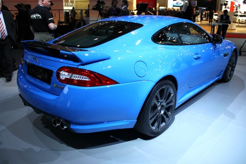 Jaguar XKR-S - Geneva Auto Show featured image large thumb1