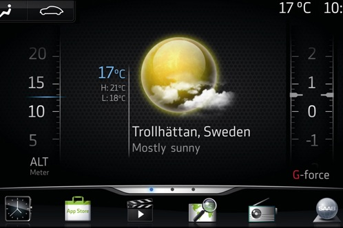 Saab Announces IQon – An Android Operating System - Geneva Auto Show featured image large thumb0