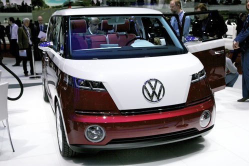 Volkswagen Golf Cabriolet and Bulli Concept - Geneva Auto Show featured image large thumb4