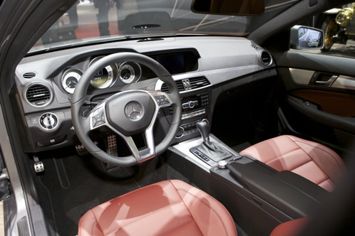 2012 Mercedes-Benz C-Class Coupe - Geneva Auto Show featured image large thumb2
