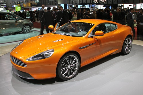 Aston Martin Virage and Vantage S - Geneva Auto Show featured image large thumb0
