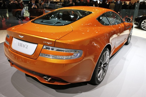 Aston Martin Virage and Vantage S - Geneva Auto Show featured image large thumb1