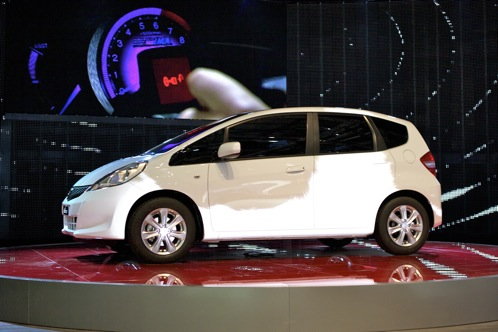 Honda Fit EV Concept, FCX Clarity, and Other Jazz - Geneva Auto Show featured image large thumb0