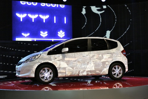 Honda Fit EV Concept, FCX Clarity, and Other Jazz - Geneva Auto Show featured image large thumb2