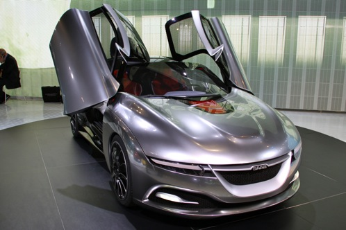 Saab PhoeniX Concept - New York Auto Show featured image large thumb0
