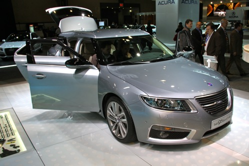 2012 Saab 9-5 SportCombi - New York Auto Show featured image large thumb1