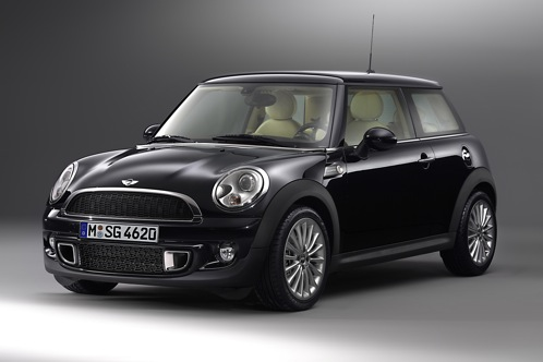 Mini's Goodwood Rolls Out The Luxury - Shanghai Auto Show featured image large thumb0