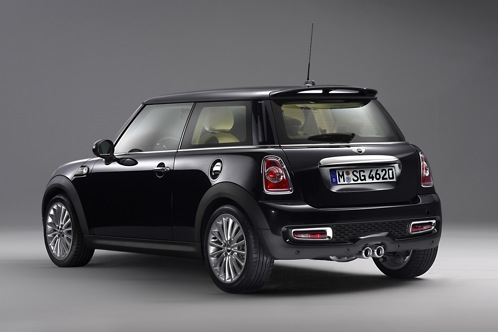 Mini's Goodwood Rolls Out The Luxury - Shanghai Auto Show featured image large thumb1
