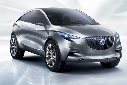 Buick Envisions Smaller SUV Concept - Shanghai Auto Show featured image large thumb0