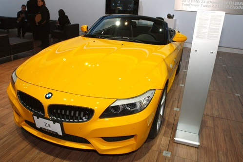 2012 BMW SDrive28i and New Four-Cylinder Engine - New York Auto Show featured image large thumb0
