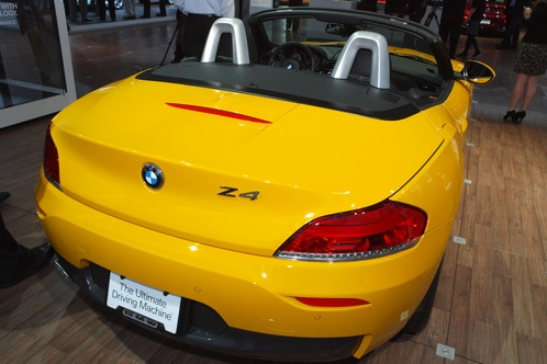 2012 BMW SDrive28i and New Four-Cylinder Engine - New York Auto Show featured image large thumb2