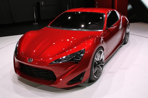 Scion FR-S Concept - New York Auto Show featured image large thumb0