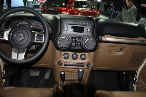 2011 Jeep Wrangler Mojave - New York Auto Show featured image large thumb3