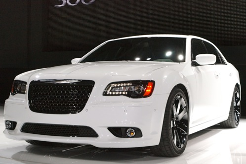 2012 Chrysler 300 SRT8 - New York Auto Show featured image large thumb0