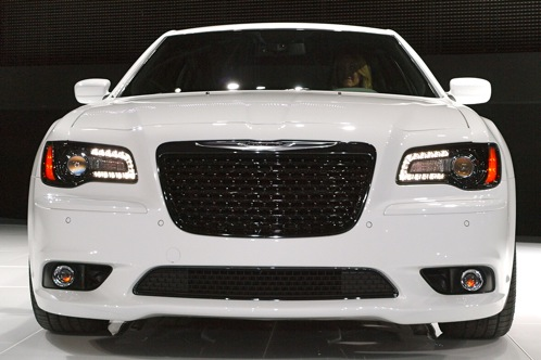 2012 Chrysler 300 SRT8 - New York Auto Show featured image large thumb1