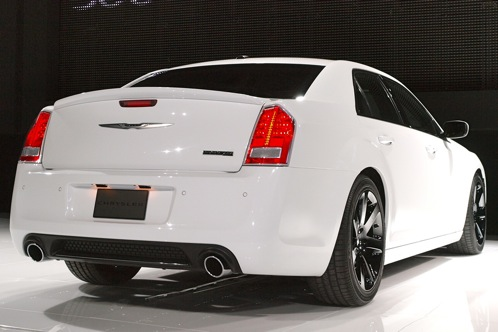 2012 Chrysler 300 SRT8 - New York Auto Show featured image large thumb2
