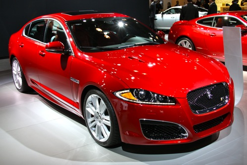 2012 Jaguar XK, XF and XJ Global Debuts - New York Auto Show featured image large thumb0