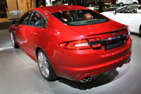 2012 Jaguar XK, XF and XJ Global Debuts - New York Auto Show featured image large thumb1