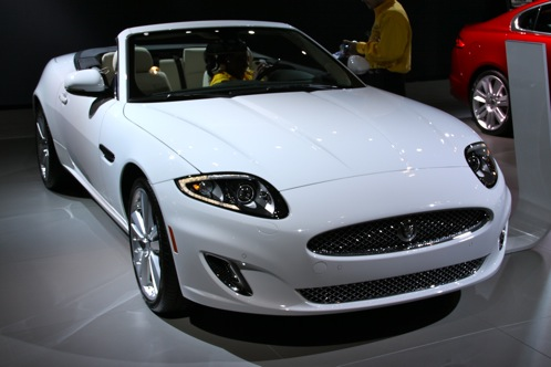 2012 Jaguar XK, XF and XJ Global Debuts - New York Auto Show featured image large thumb3