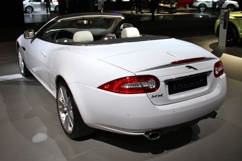 2012 Jaguar XK, XF and XJ Global Debuts - New York Auto Show featured image large thumb4