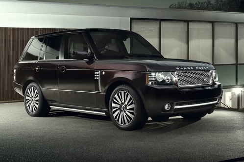 2012 Range Rover Autobiography Ultimate Edition - New York Auto Show featured image large thumb0