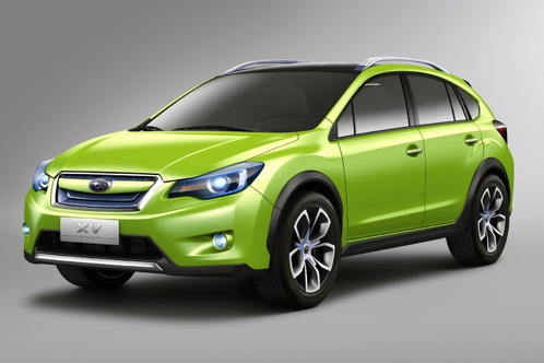Subaru XV Concept - Shanghai Auto Show featured image large thumb0