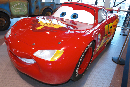 Cars 2 Characters Make a New York Appearance - New York Auto Show featured image large thumb1