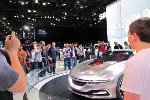 New Yorkers Hit the New York Auto Show - New York Auto Show featured image large thumb0