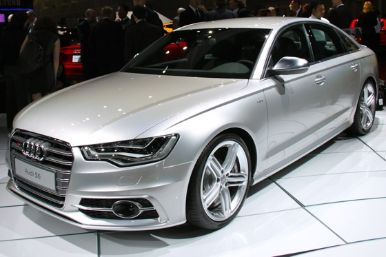 2013 Audi S6 - LA Auto Show featured image large thumb0