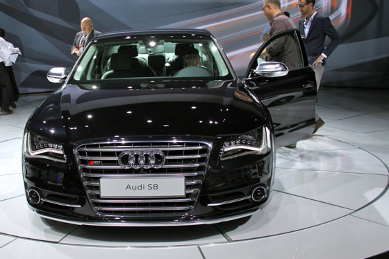 2013 Audi S8 - LA Auto Show featured image large thumb1