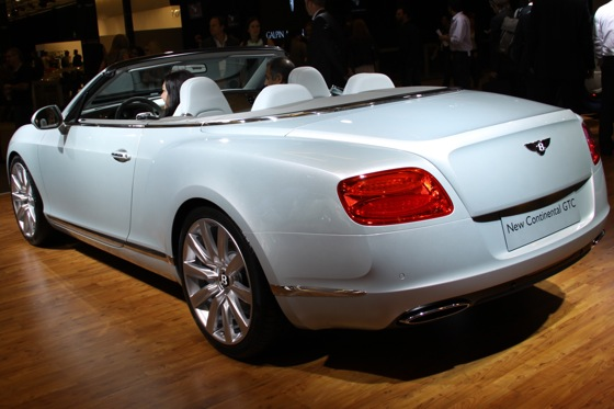 2012 Bentley Continental GTC - LA Auto Show featured image large thumb2