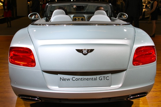 2012 Bentley Continental GTC - LA Auto Show featured image large thumb3