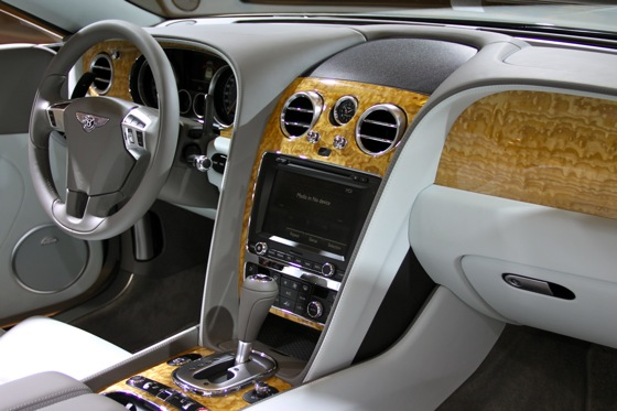 2012 Bentley Continental GTC - LA Auto Show featured image large thumb8