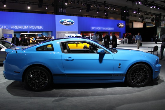 2013 Ford Mustang - LA Auto Show featured image large thumb2