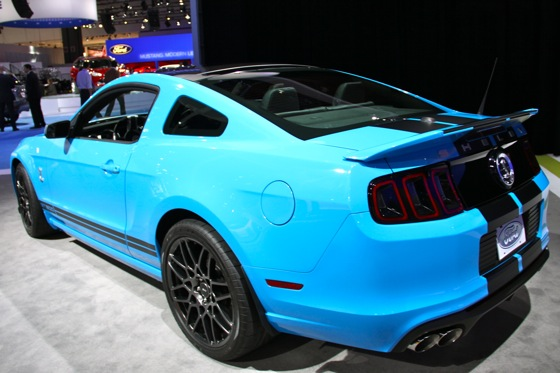 2013 Ford Mustang - LA Auto Show featured image large thumb3